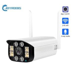 1080P 5MP  IP Camera Outdoor WiFi Security Camera  Wireless Surveillance WiFi Bullet Waterproof CCTV Onvif Camara CamHi Cam