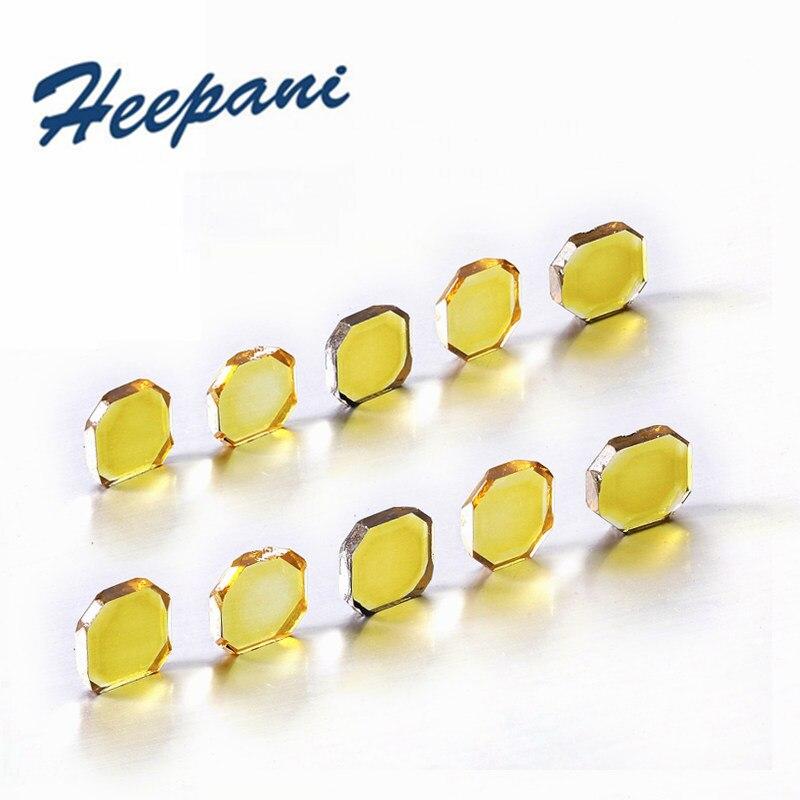 Однокристальный синтетический алмаз HPHT серии 2,5 мм-6 мм D12, высокотвердые монокристаллические Твердые искусственные крупные алмазные грану...