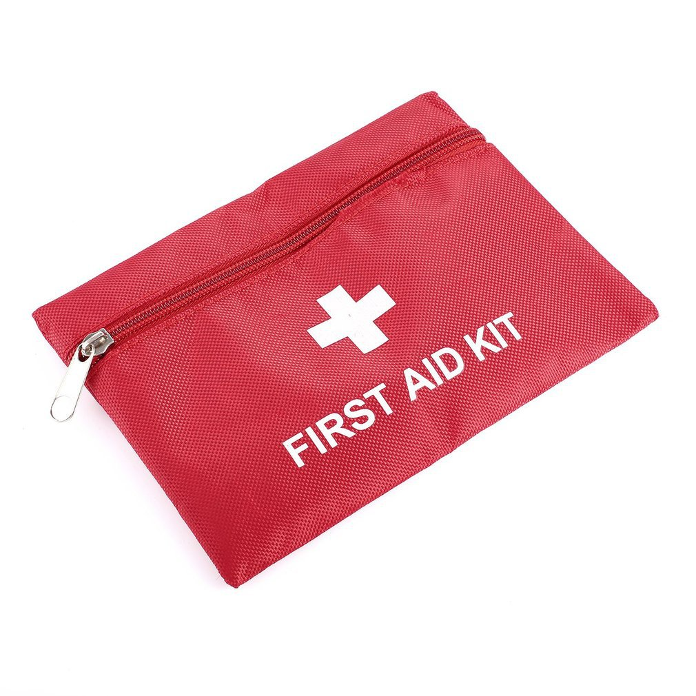 1.4L Portable Emergency First Aid Kit Pouch Bag Travel Sport Rescue  Treatment Outdoor Hunting Camping First Aid Kit Hot