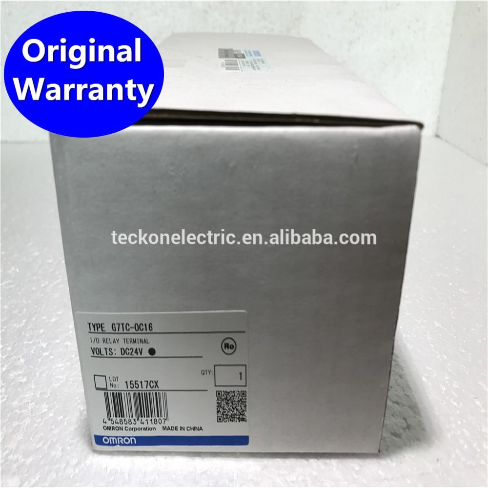 G7TC-OC16 New & Original Omron I/O Relay Terminal  - buy with discount