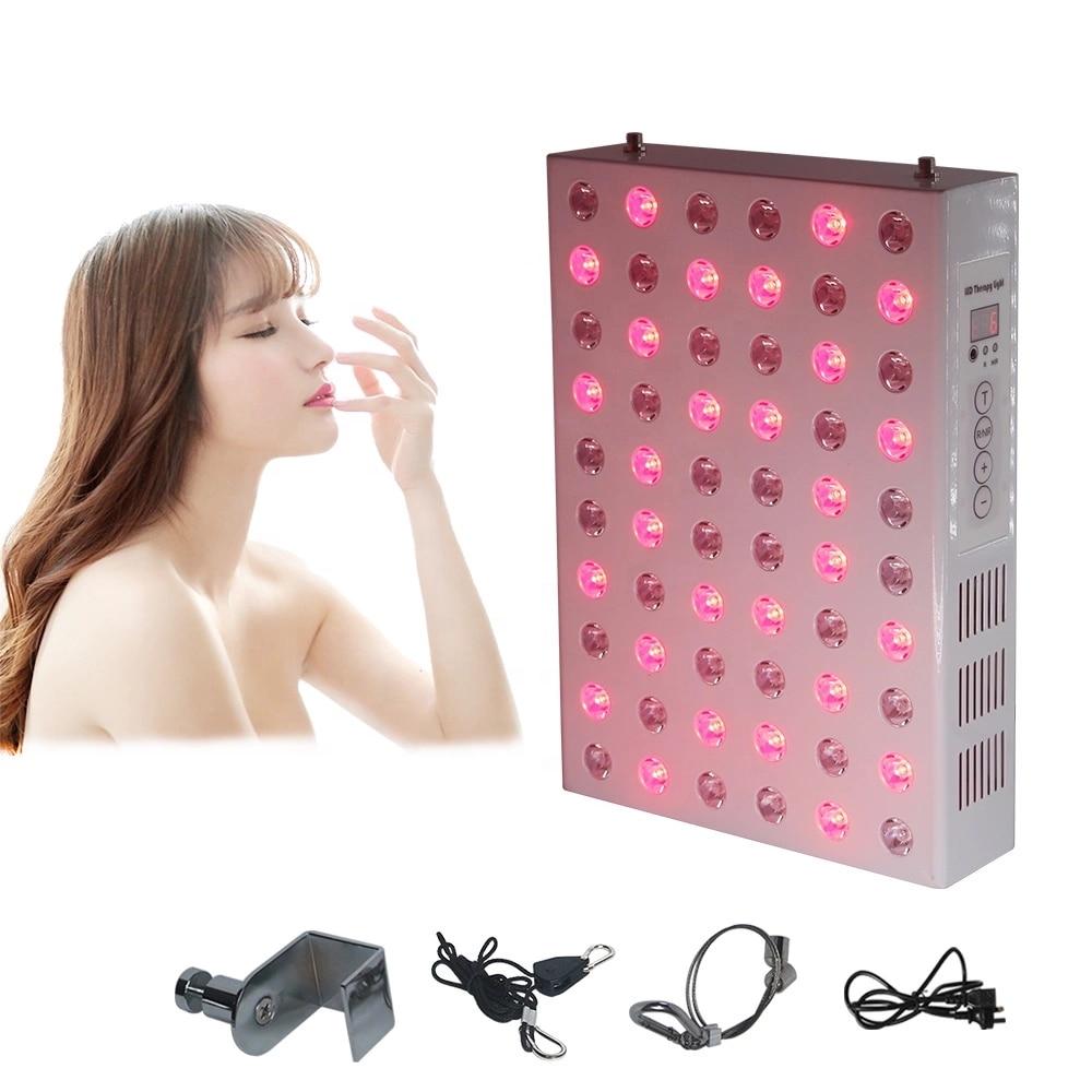 Máquina Pdt terapia de luz infrarroja 660nm Led TL100 terapia de luz infrarroja para el dolor 850Nm Led piel rejuvenecimiento Pdt Sistema de fotones