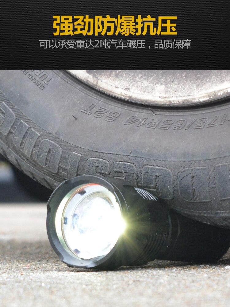Outdoor Military Flashlight Powerfu Pocket Clip Waterproof Multifunction Flashlight Linterna Led Lighting Torches DB60SD enlarge