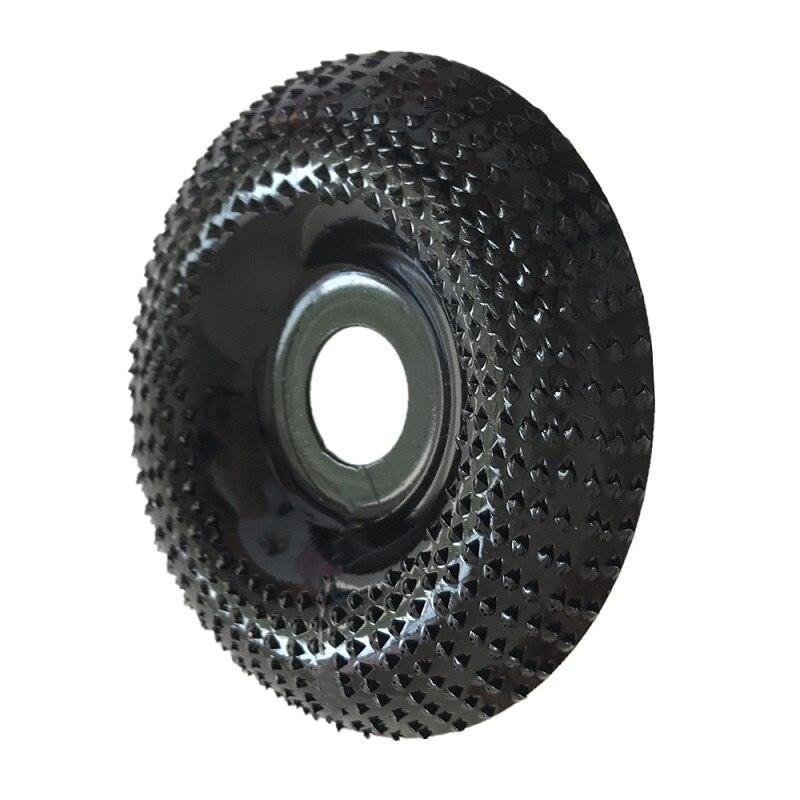 Mola per smerigliatrice angolare in legno tondo disco abrasivo - Utensili abrasivi - Fotografia 3