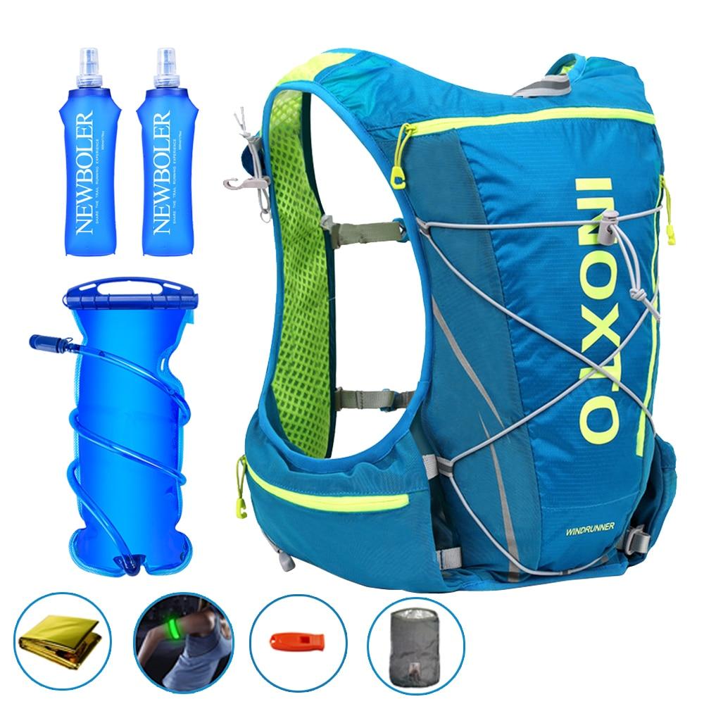 10L Running Hydration Vest Backpack Men Women Outdoor Sport Bags Trail Marathon Jogging Hiking Backp