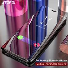 Inteligentne etui do Samsung Galaxy s20 ultra Plus luksusowe pełne etui ochronne do Samsung Galaxy a51 a71 A50 A70 S10 Plus Lite S10E E