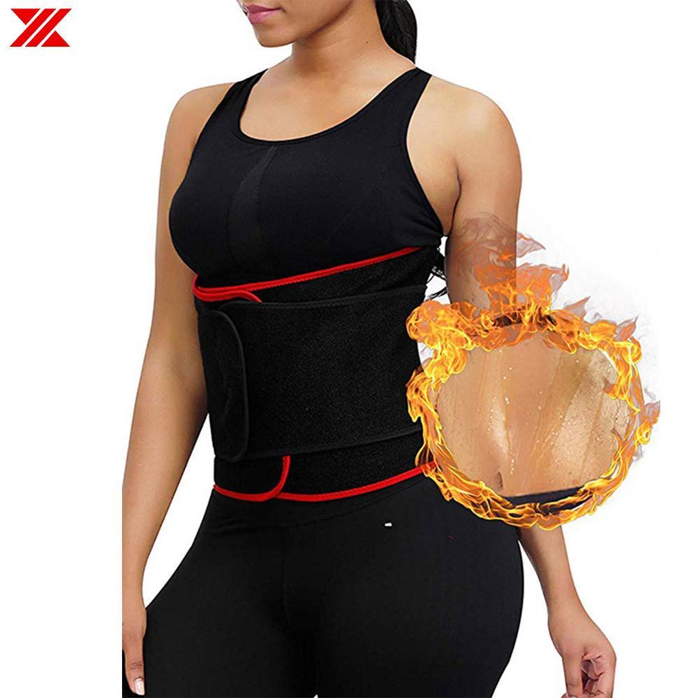 HEXIN kobiety gorset waist trainer pot neoprenowy pas gorset waist trainer brzucha urządzenie do modelowania sylwetki gorsety odchudzanie Shapewear gorset poporodowy