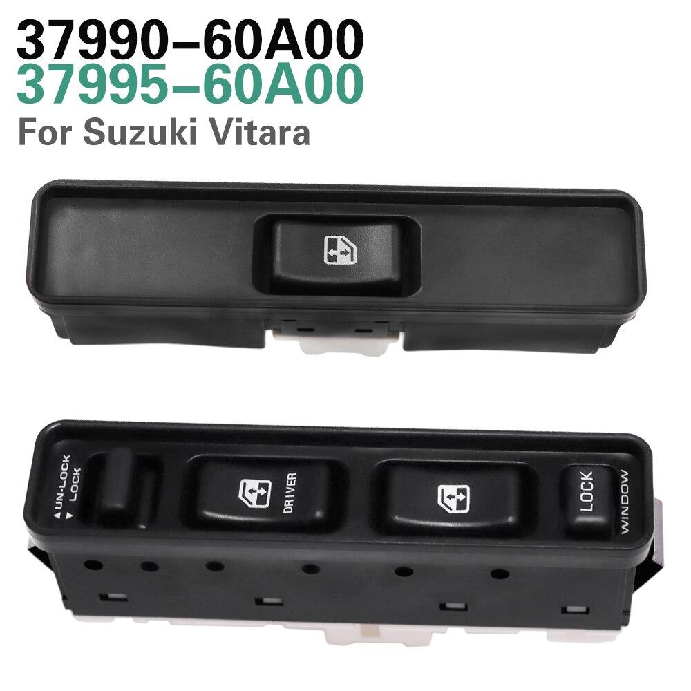 1 Pcs/2 Pcs Auto Electric Power Window Master Control Switch Links Rechts Voor Suzuki Vitara 1992-1998 37990-60A00 3799060A00