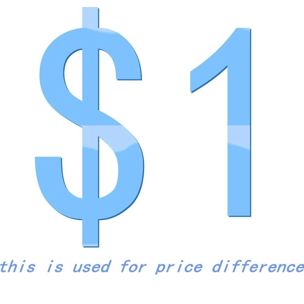 Supplementary Postage Fees, Supplementary Order Fees or Other Price Difference, US$1/piece