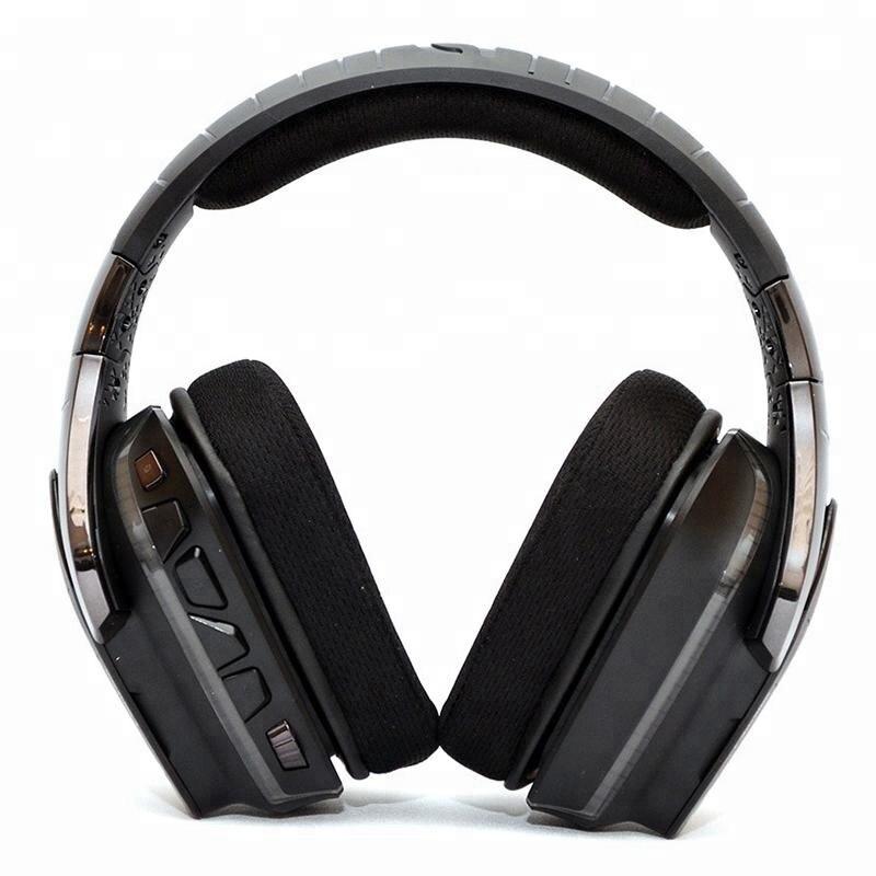 الضوضاء عزل الرياضة سماعات لاسلكية لوجيتك G933 سماعة الألعاب سماعات 7.1 ترميز الصوت دوتا 2 لول جهاز كمبيوتر شخصي