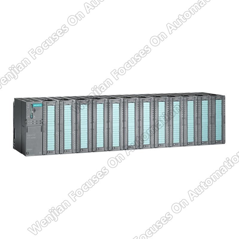 PLC 6ES7322-1HF10-0AA0 100% الأصلي العلامة التجارية S7-300 6ES73221HF100AA0