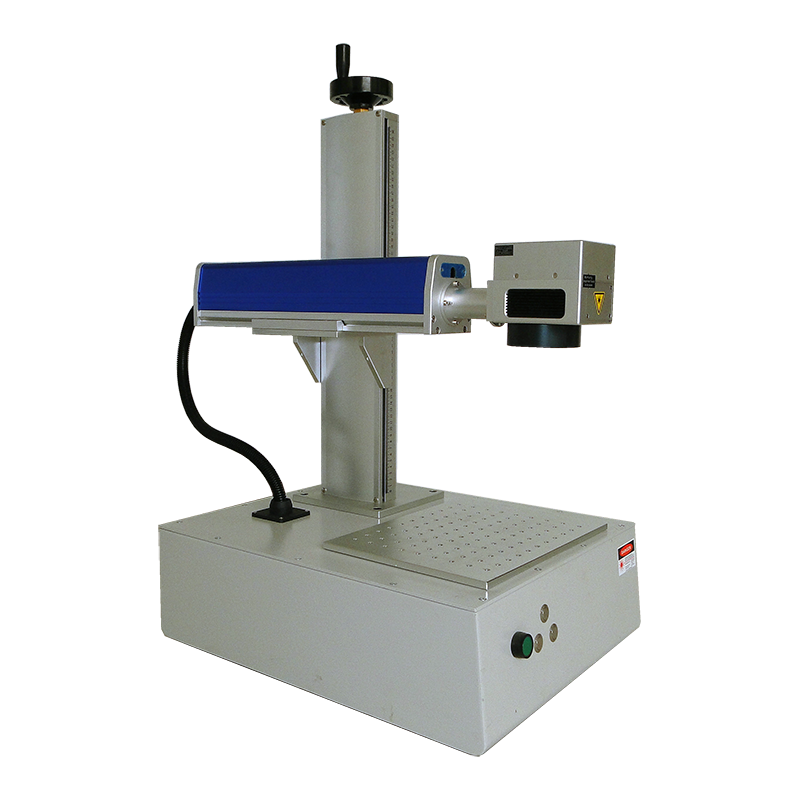 20w 30w 50w bearing fiber laser marking machine for laser cutting gold silver  Copper, Stainless jewelry