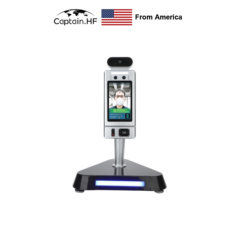 US Captain Face Recognition, Automatic Temperature Measurement, Two Dimensional Code, IC card 4 in 1 Device superconductivity in two dimensional crystals