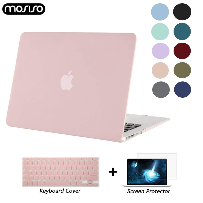 floral crystal clear print hard case for macbook pro 13 15 2016 touch bar laptop bag air pro retina 12 13 15 with keyboard cover Crystal Hard Laptop Case For Macbook Air 13 A2179 2020 Retina Pro 13 15 A2289 A2159 New Touch Bar Cover For MacBook Pro 16 A2141