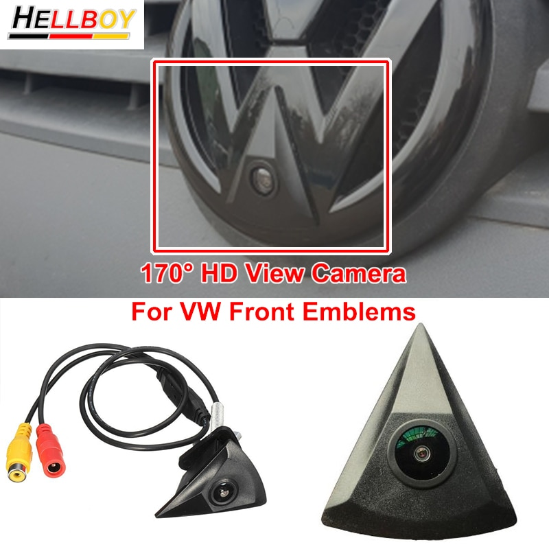 atreus 2pcs car exhaust tip muffler pipe cover for volkswagen vw polo bora golf 6 golf 7 mk6 mk7 jetta scirocco 1 4t accessories Car Emblems For VW Passat B7 B6 B8 CC Volkswagen Golf 6 7 MK7 Polo 6R 6C 6N Jetta MK6 MK5 Bora Tiguan Car Badge HD View Camera