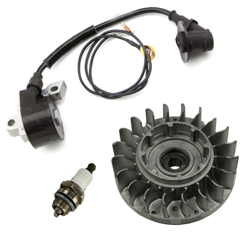Para motosierra STIHL 066, Kit de volante y bobina MS 660 1122 400 1217 accesorios de motosierra