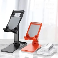 mobile phone holder stand for iphone for xiaomi phone holder foldable mobile phone stand desk for ipad tablet desk holder
