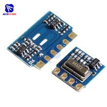 Module récepteur sans fil diymore H5V4D 433Mhz avec Module émetteur H34A 433MHz