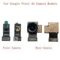 back rear front camera flex cable for google pixel 4a main big small camera module repair parts