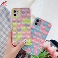 Разноцветный камуфляжный чехол для iPhone 11 Pro Max 12 Mini X Xs Xr 6 6s 7 8 Plus SE 2020