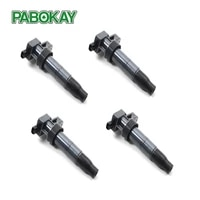4 pieces x new 06 12 for hyundai kia ignition coil cnc374 273013c000 273013c010 27301 3c010 0230083 1788292 uf546