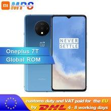 New Original Oneplus 7T 7 T Smartphone 8GB RAM 128GB ROM 256GB ROM Snapdragon 855 Plus 48MP Camera Android 10 6.55'' Screen 90Hz