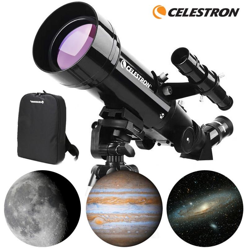 تليسكوب فضائي عميق لطلاب المدارس الابتدائية عالي الدقة لمستوى الدخول 70400 من سيليسترون