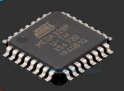 10 قطعة/الوحدة atmega328p-au atmega328p atmega328 QFP32 في الأسهم