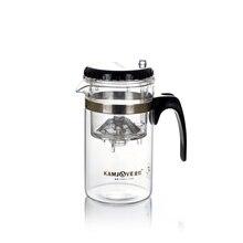 1x Kamjove Heat Resistant Glass Teapot Piaoyi Bei Teacup 200ml- TP120 Chinese Kungfu Tea Pot Office Tea cup