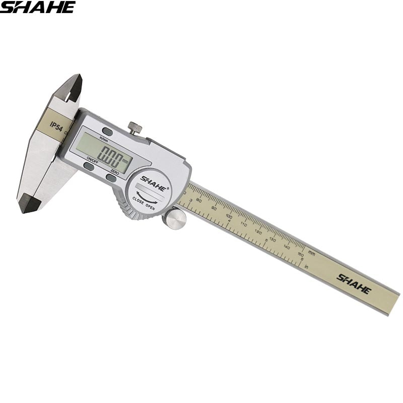Штангенциркуль цифровой, электронный нутромер, 150 мм