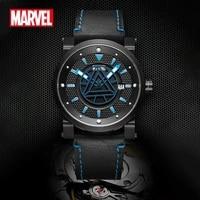 original marvel spider man iron man mens mechanical watch automatic hollow belt automatic watch mens watch watches for men