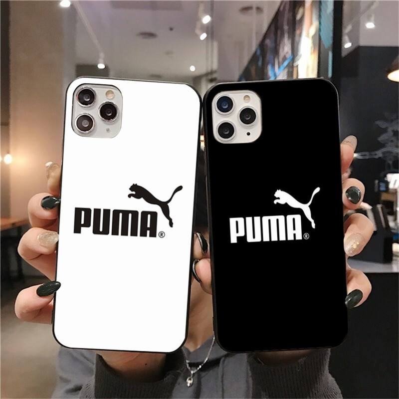 NBDRUICAI, funda de teléfono de lujo para deporte callejero de Alemania, PUMA, para iPhone 11 pro XS MAX 8 7 6 6S Plus X 5S SE 2020 XR