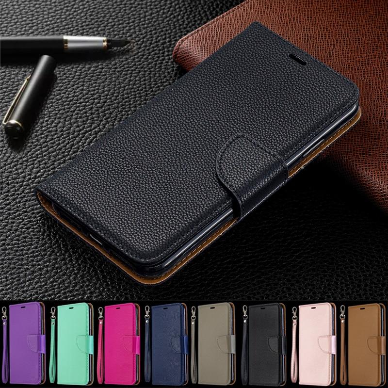 Für Samsung Galaxy A70 Fall Samsung A70 A705F Fall Leder Flip Brieftasche Abdeckung Für Samsung A 70 A71 A50 A30 a40 A20 A10 Telefon Fall