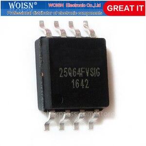 10PCS W25Q64FVSSIG W25Q64FVSIG 25Q64FVSSIG 25Q64FVSIG 25Q64 SOP8 New original In Stock