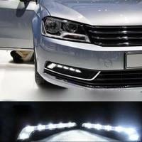 white fog lights 12v driving fog light lamp accessory organic plastics 5600k