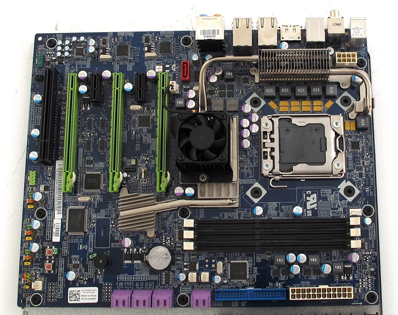 Placa base de escritorio para Dell J560M Alienware Area 51, ALX i7,...