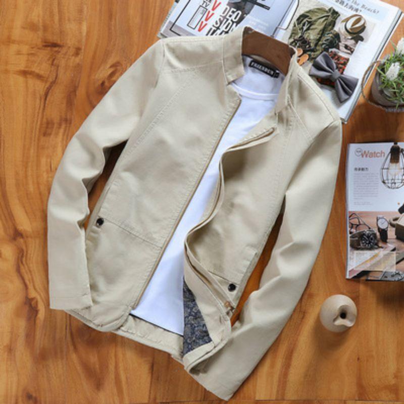 Мужская куртка SONDR, Новинка осени 2021, Корейская тонкая куртка, Молодежная трендовая весенне-осенняя Студенческая куртка для отдыха