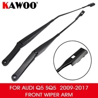 car auto parts front leftright driver side windshield wiper arm replacement parts for audi q5 qs5 2009 2017 8r1955407 8r1955408