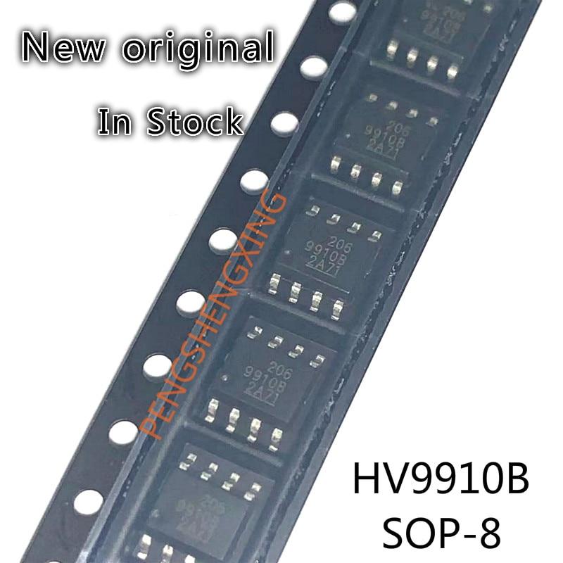 10PCS/LOT  HV9910B 9910B SQ9910B HV9910BLG-G   SOP8  New original spot hot sale