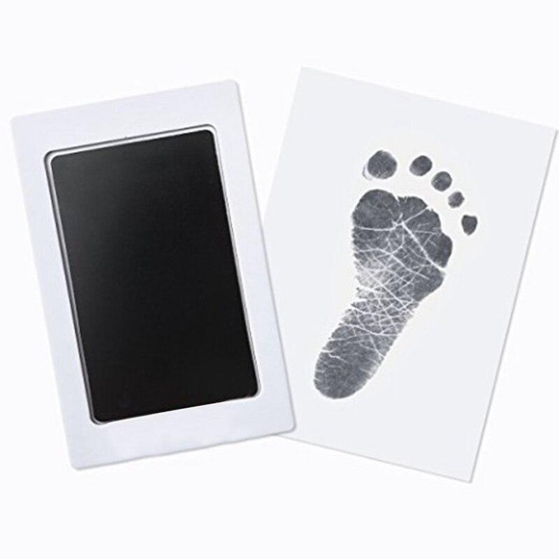 Almohadillas de tinta de huella digital y huella digital para bebé sin tinta 100% no tóxicas