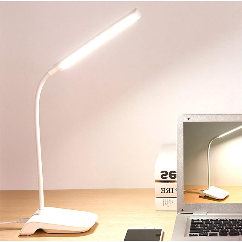 YAGE книга Свет ночной лампы для чтения свет usb 22 светодиодные настольные клип светодиодные фонари сенсорный выключатель лампы с зажимом Съем...