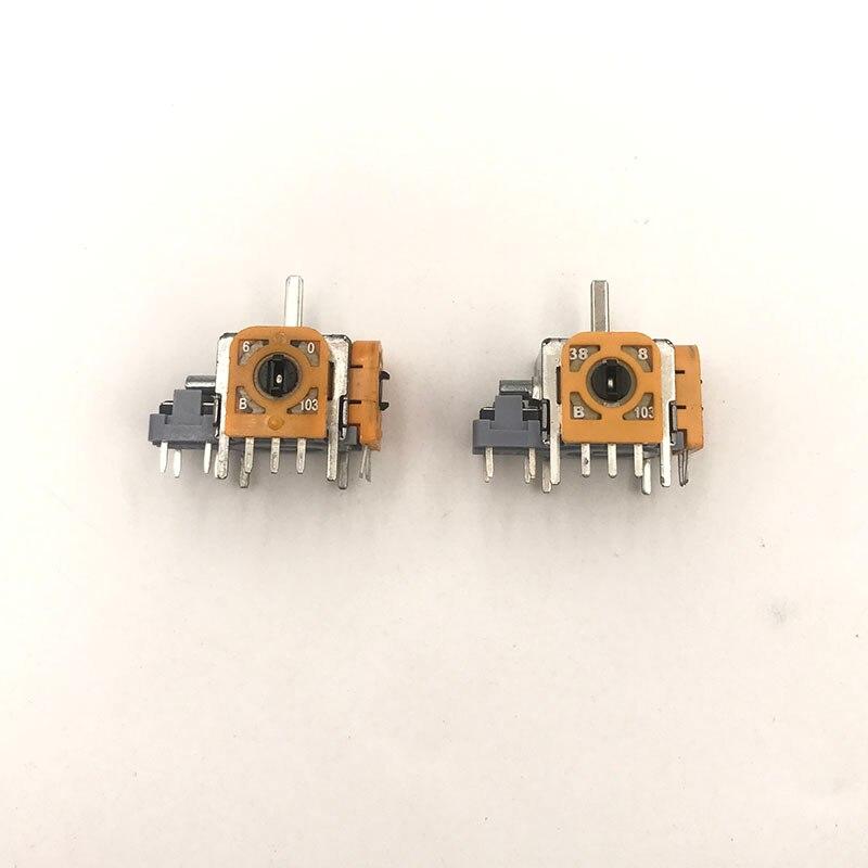 100 قطعة غمبد تحكم B10K المعادن بار التناظرية عصا التحكم ل XBOX360 XBOX ONE عام تحكم الروك الجهد