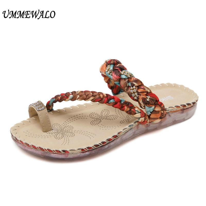 UMMEWALO-صنادل نسائية على طراز المصارع ، شبشب ، أحذية صيفية ، شبشب ، ثونغ