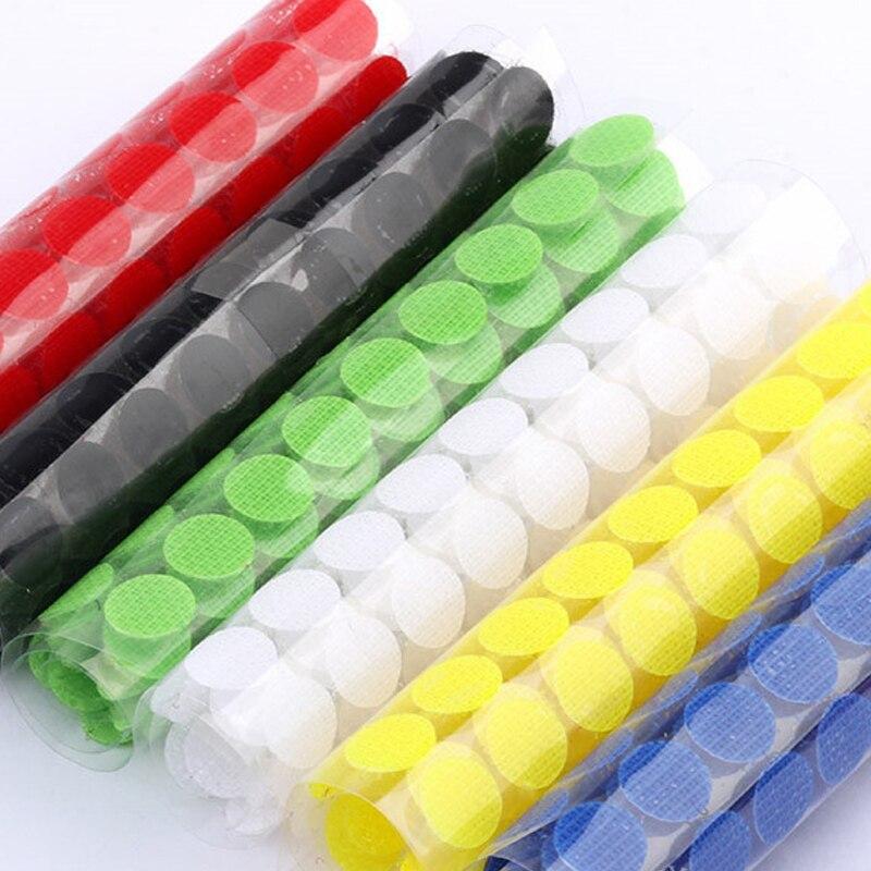 Cinta de cierre autoadhesivo para el pecho, Velcros, palos de puntos, 10mm,...