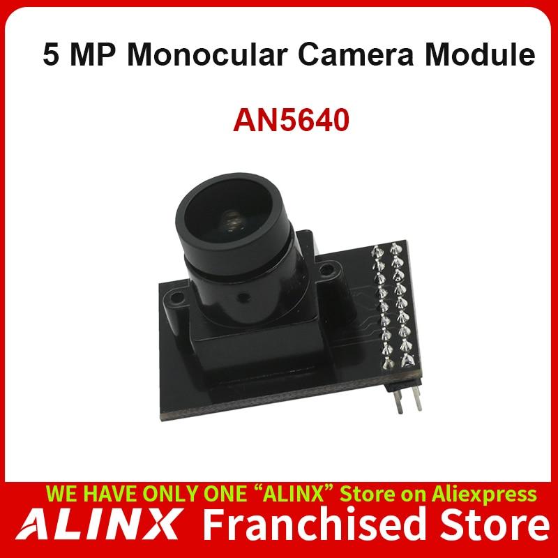 ALINX AN5640: 5MP OV5640 Camera Module for FPGA Board