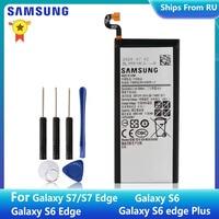 SAMSUNG Original Battery EB-BG930ABE EB-BG930ABA For Samsung GALAXY S7 S7 Edge G9300 G930A F P L V G9308 S6 S6 Edge+ S6Edge Plus