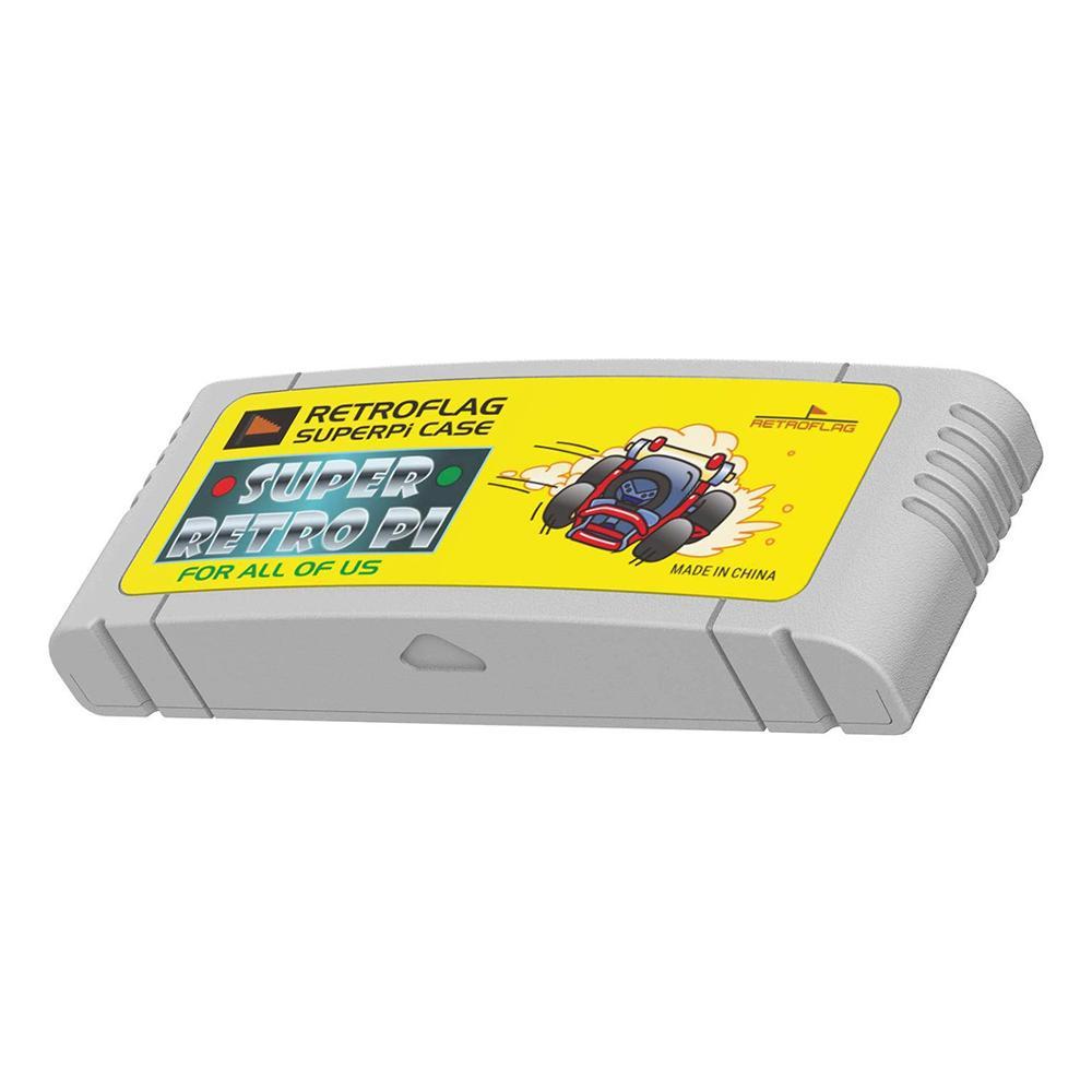 Retroflag Raspberry Pi Case Superpi CASE-J with Safe Shutdown for Raspberry Pi 3 B+ (B Plus) 2 enlarge