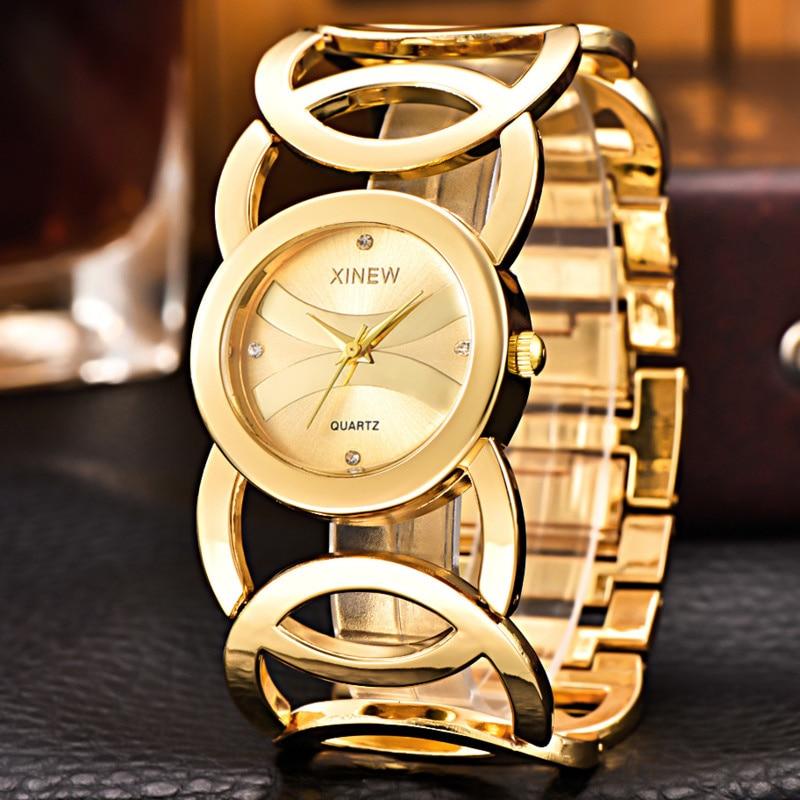 Top Brand Women Bracelet Watches Ladies Quartz Wrist Watch Fashion Quartz Watch Clock Relogio Feminino Reloj Relojes Para Mujer top brand square women bracelet watch gold luxury wrist watches for women girl fashion quartz watch dress ladies quartz clock
