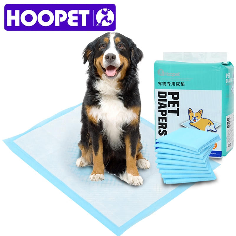 aliexpress - HOOPET Pet Training Pads Super Absorbent Diaper for Dogs Dog and Puppy Leak-proof Pee Pads with Quick-dry Surface Dog Products