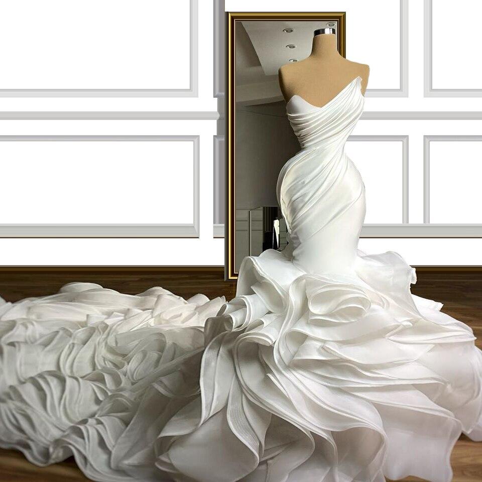 Vestido De Novia sirena Vestidos De boda Vestidos De Novia Hochzeitskleid Abito...