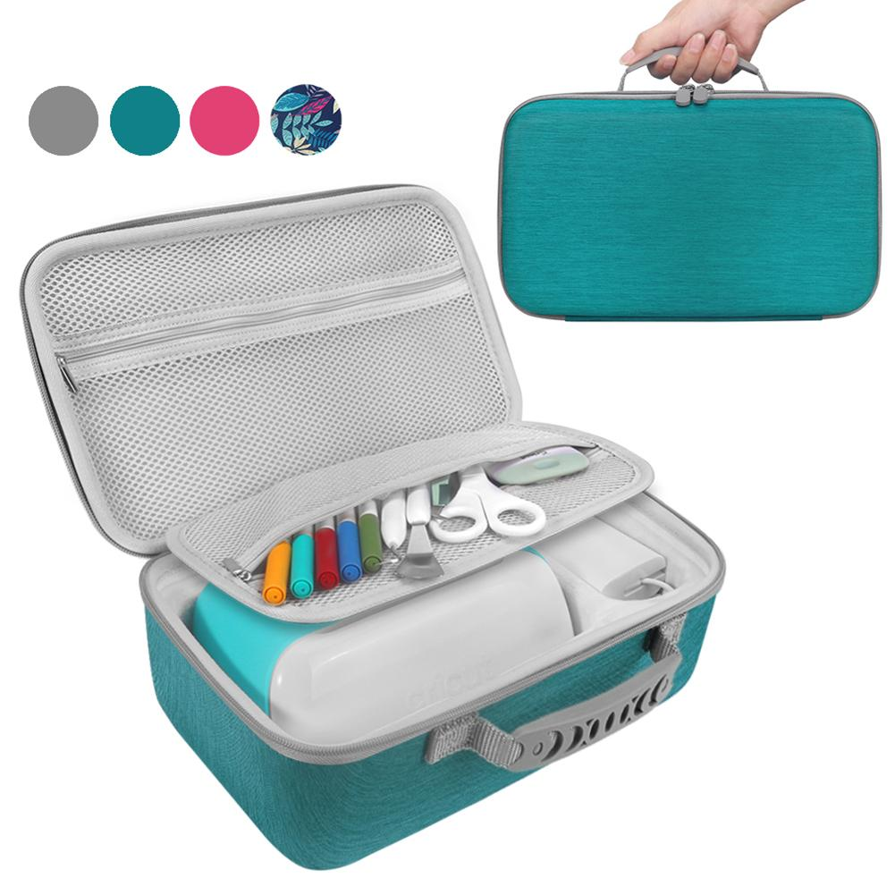 Carrying Case Portable Large Capacity Storage Bag Pouch for Cricut Joy enlarge